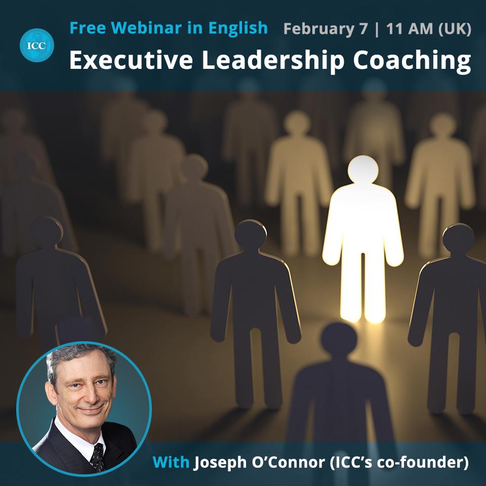 Free Webinar: Executive Leadership Coaching