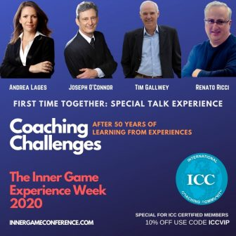 The Inner Game Experience Week 2020